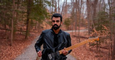 Where Old Meets The New, In Conversation With Krishna Peri, An Instrumental Guitarist